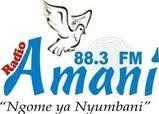 Radio Amani 88.3 FM